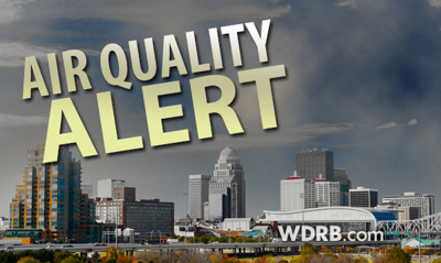 CODE ORANGE: An Air Quality Alert Issued For Saturday!  Here's What You Can Do...