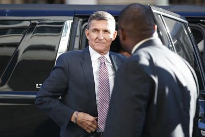 Michael Flynn December 2018 via AP