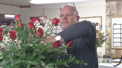Local florist will make arrangements for next week's presidential inauguration