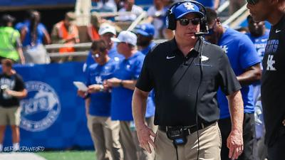 Mark Stoops Kentucky