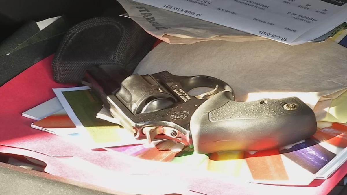 More cars, guns stolen across Louisville since Friday, LMPD says
