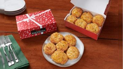 Red Lobster Cheddar Bay Biscuits for the holidays.JPG