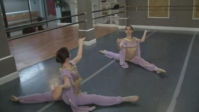 The Great Russian Nutcracker comes to Louisville's Memorial Auditorium Friday, December 16th.