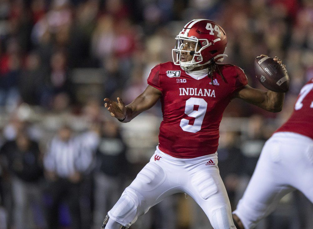 Indiana quarterback Michael Penix Jr.