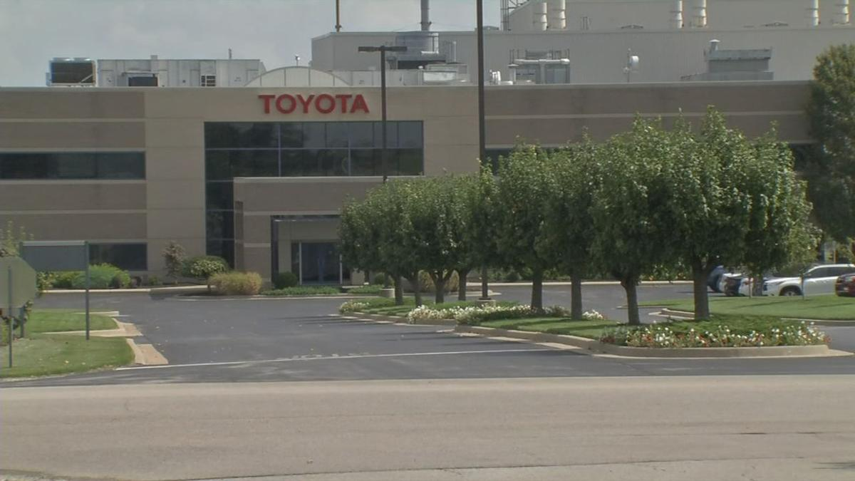 Toyota in Princeton, Indiana