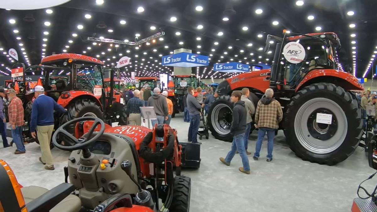 2020 National Farm Machinery Show