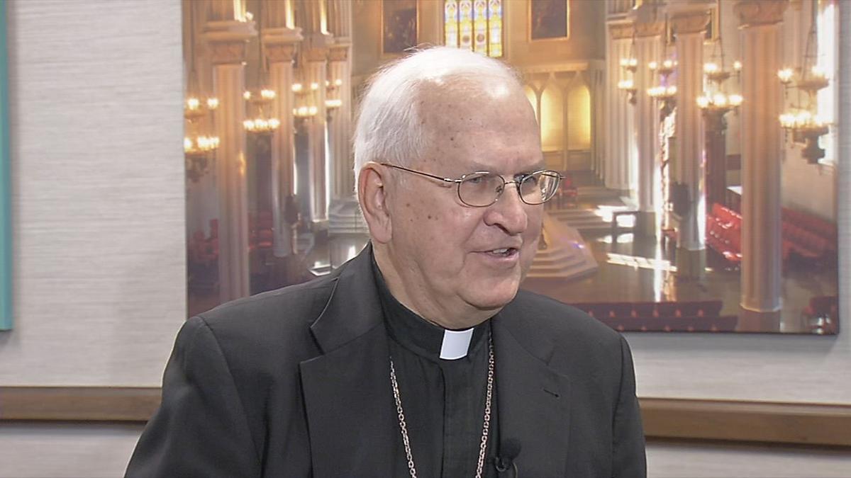 Louisville Archbishop Joseph Kurtz