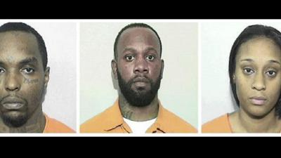 $1M in fentanyl seized from Texas trio plotting to mail drugs back from Ohio, authorities say
