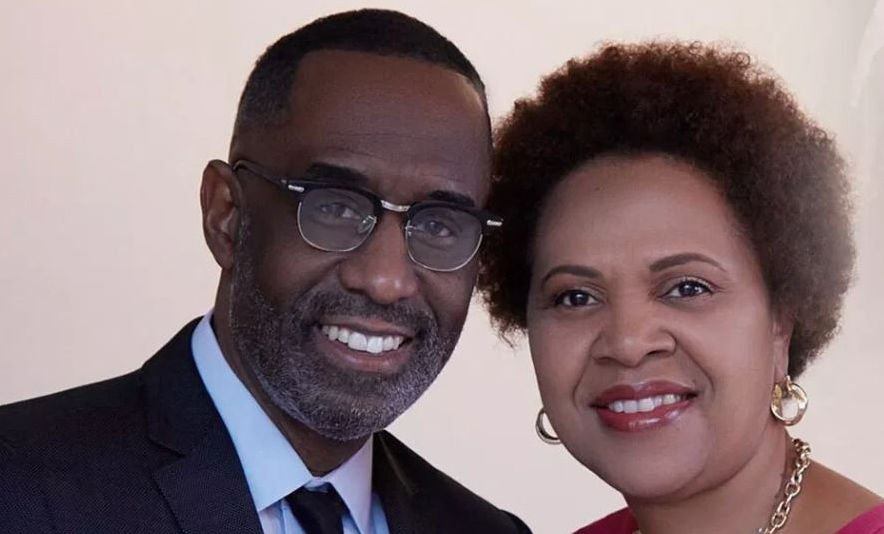 Rev. Kevin Cosby and wife