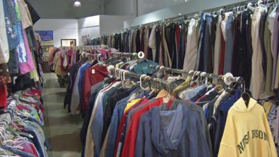 JCPS clothing blitz begins Monday morning, more than 1,000 uniforms to be distributed