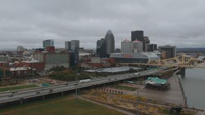 Louisville Skyline (Drone)