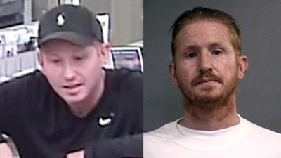 Suspect in Highlands US Bank robbery brought back to Louisville