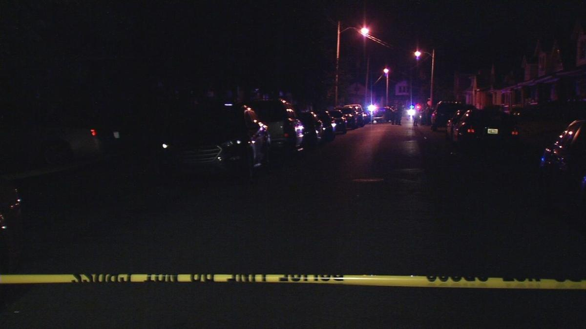 South 42nd Street and Larkwood fatal shooting 5-25-19