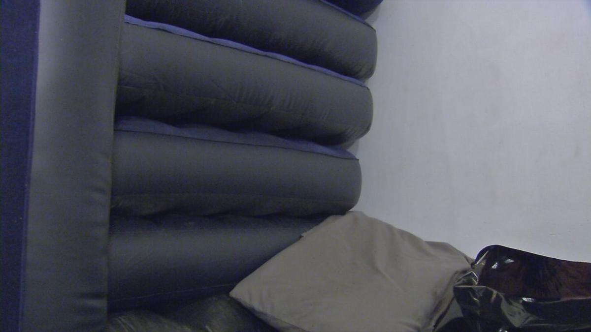 air mattresses at st vincent de paul