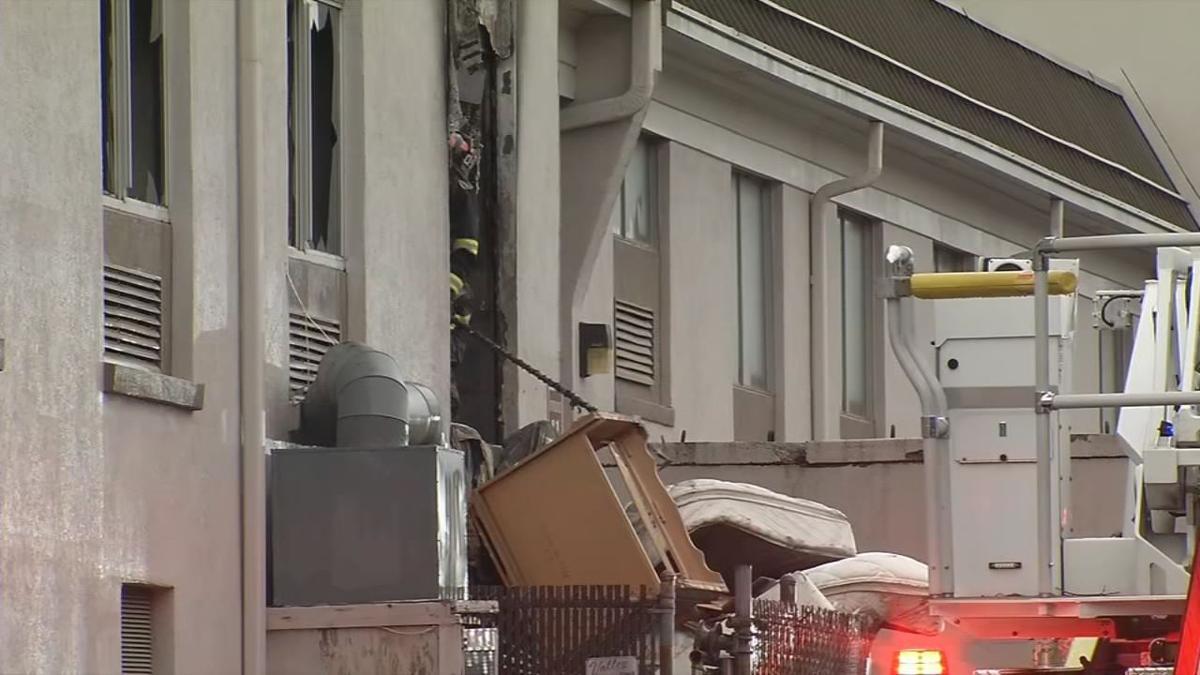 Ramada Plaza Firefighters - 2-12-19