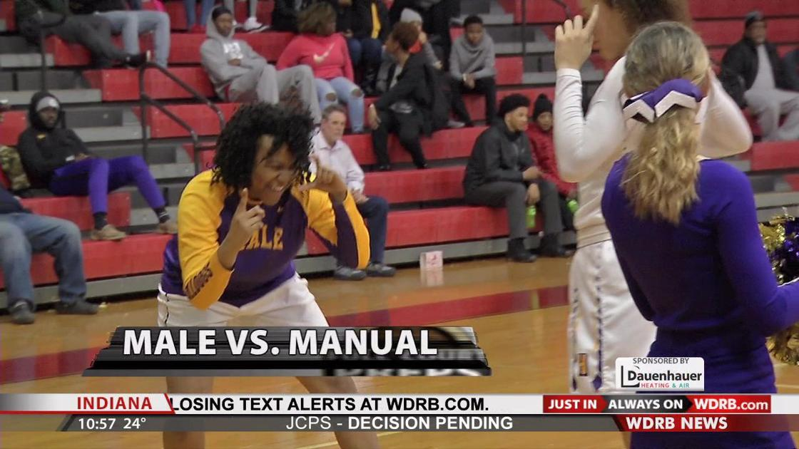 Manual beats Male | Wdrb Sports Video | wdrb com