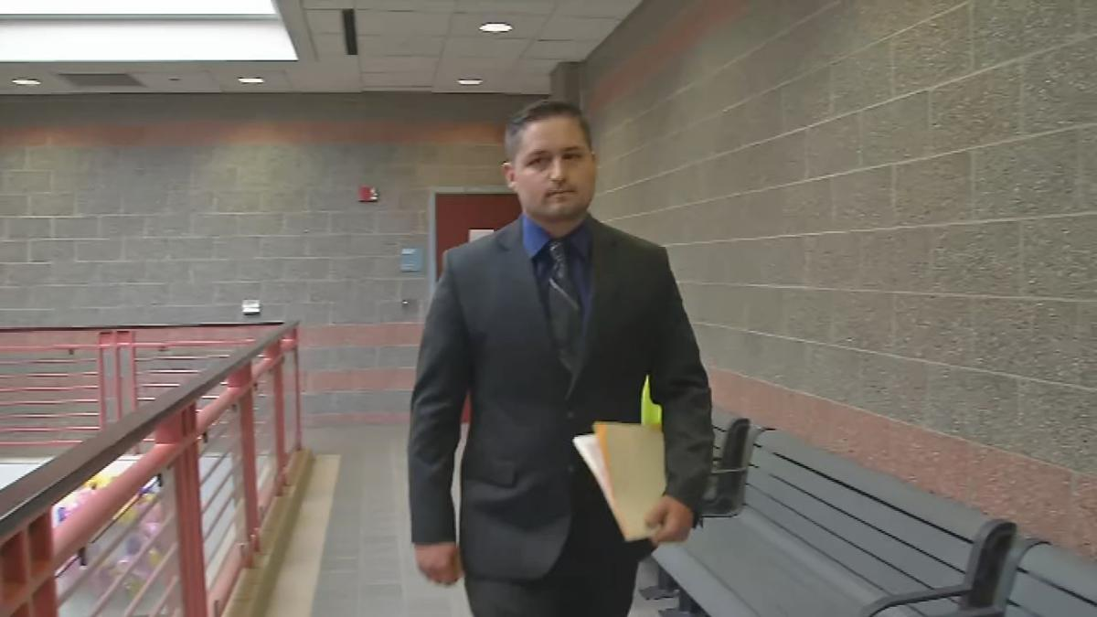 Former southern Indiana police officer sentenced for sex