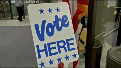 Early voting begins in Floyd County, Indiana