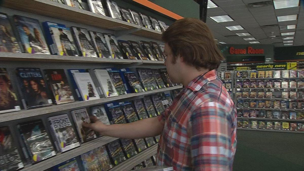 Video rental store 1
