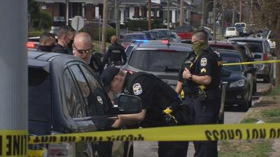 Two young men injured in shooting on Osage