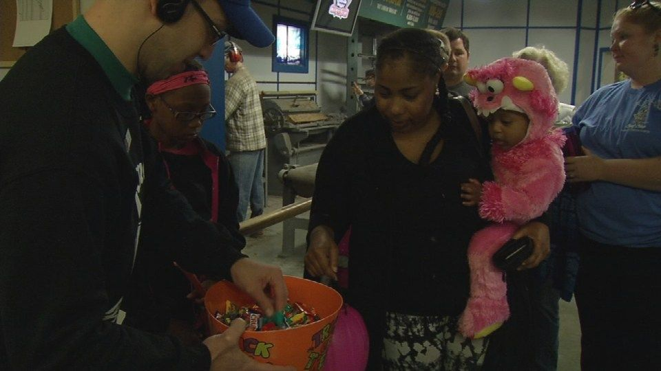 Louisville Slugger Museum and Factory hosts first-ever Home Run Halloween Celebration