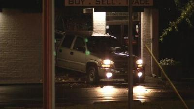 Police searching for suspects after apparent smash-and-grab at J'Town gun store
