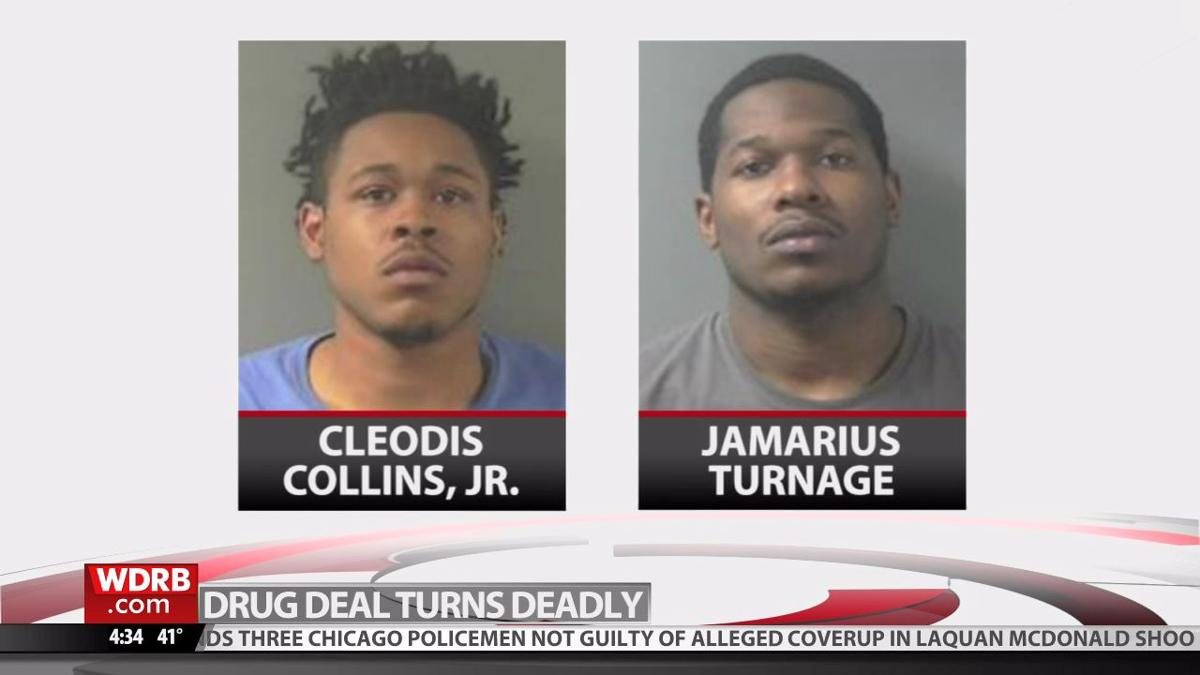 2 men arrested after 1 man shot and killed in double shooting near Indiana University