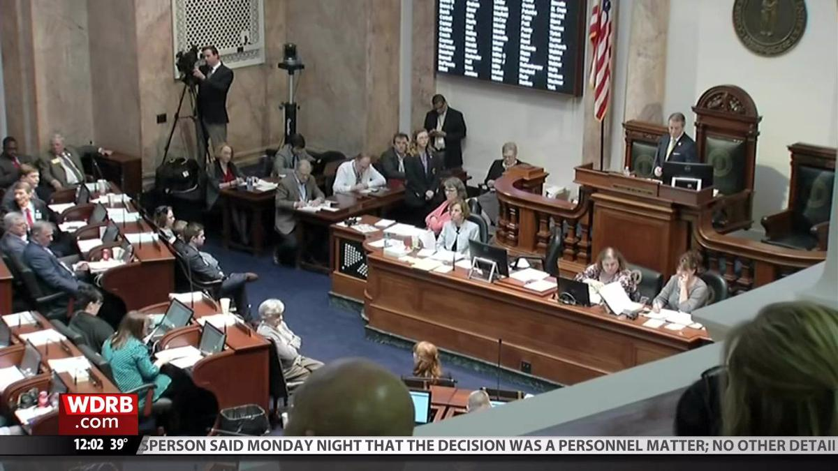 Some lawmakers angry after Gov. Bevin calls special session to over state pensions