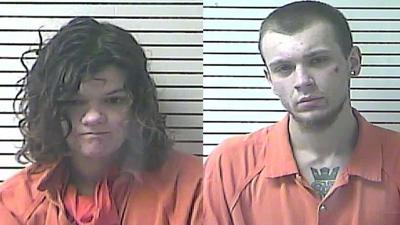 Radcliff couple arrested after toddler found in home with dog waste and trash