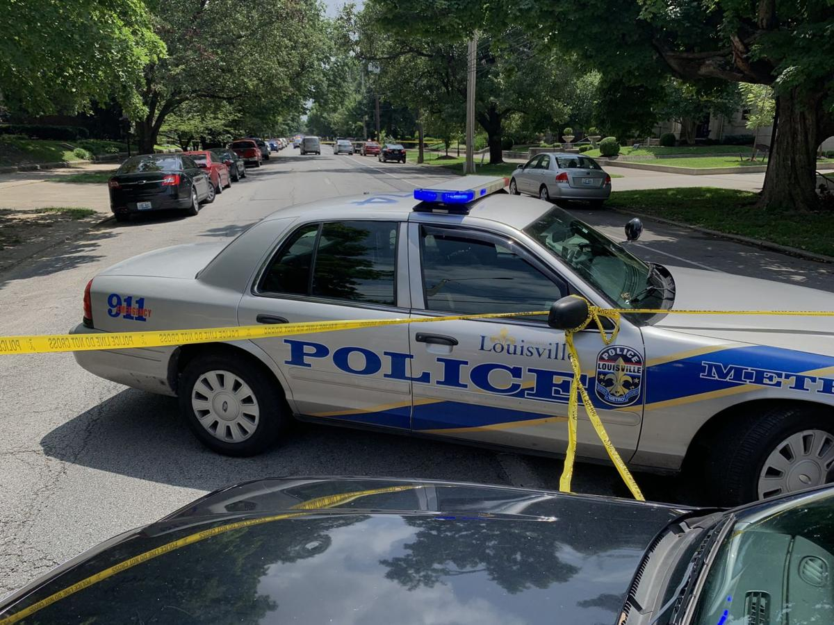 Shooting on S. 3rd St. leaves one man dead