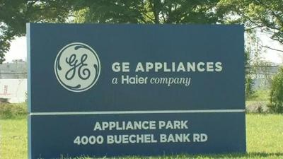 Sale of GE's Appliance Park expected to be finalized Monday