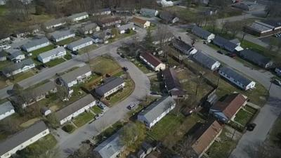 Dozens forced out of Pleasant Ridge homes as city of Charlestown plans for redevelopment