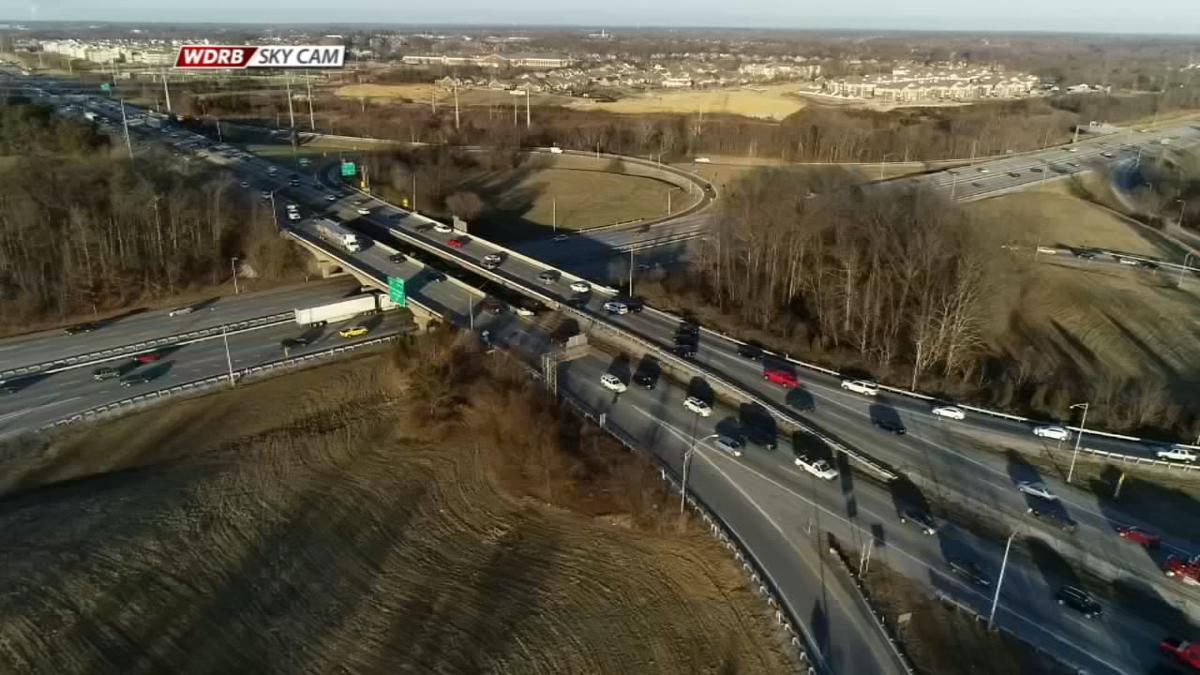 I-64/I-265 Interchange