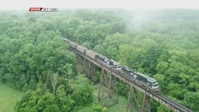 pope creek The lick trestle at
