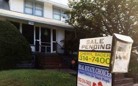 Louisville-area home sales rose 8 percent in 2016, agents' group says