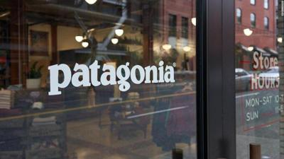 Patagonia store front