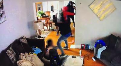 Little boy fights off armed intruders in home in South Bend, Indiana