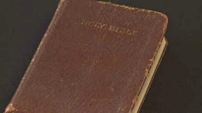Lost Bible returned after 36 years