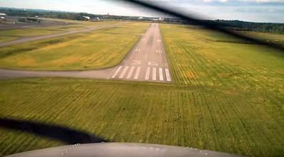 New agreement would fund expansion at Clark Regional Airport
