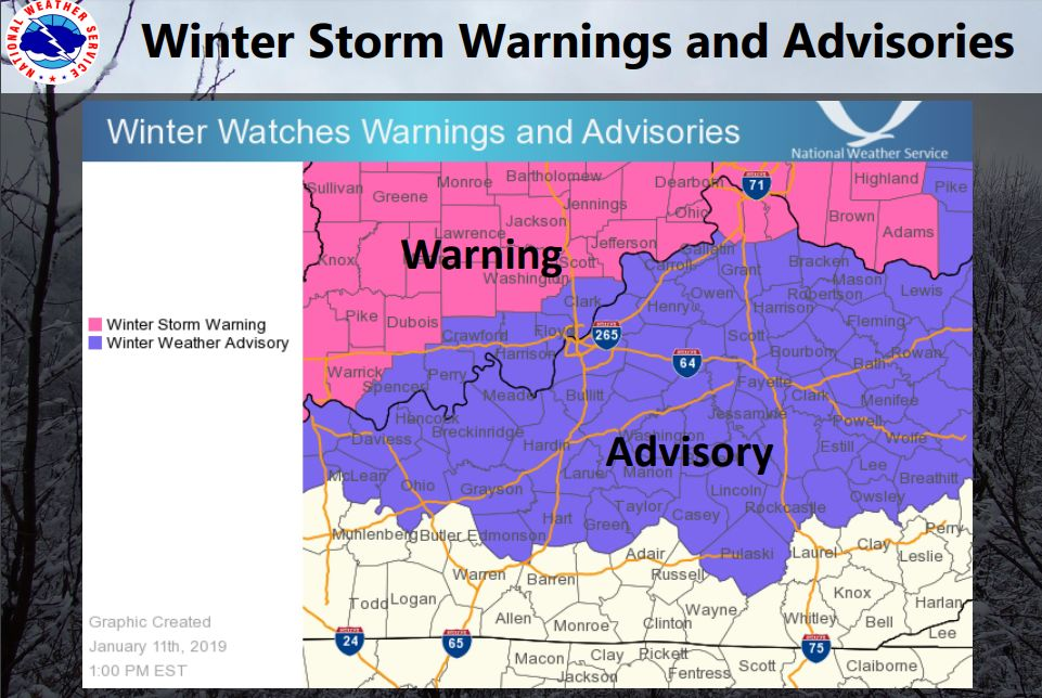 Winter Storm NWS Conference Call | Weather Blog | wdrb com