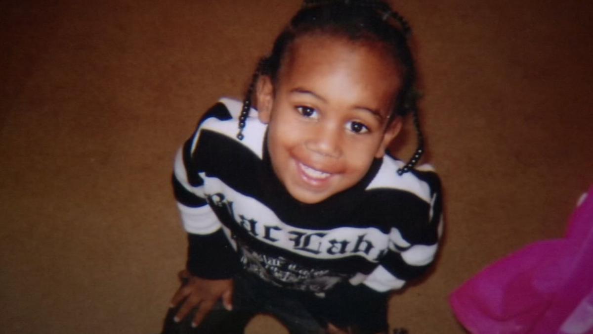 Davion Powell (3-year-old murder victim)