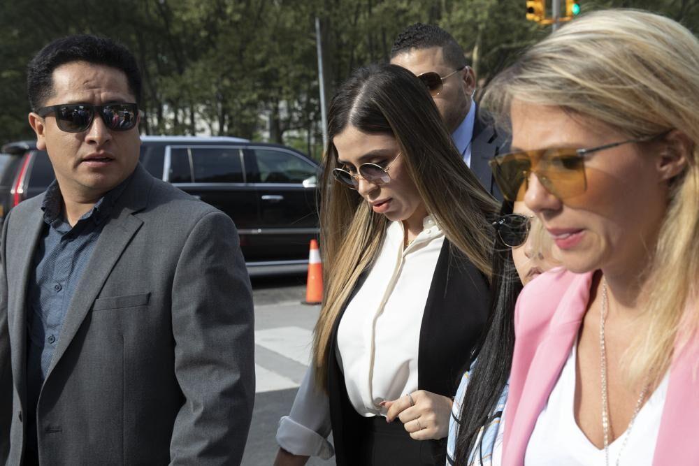WIFE OF EL CHAPO DRUG KINGPIN - AP  7-17-2019jpeg.jpeg