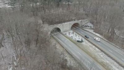 Cochran Hill tunnels