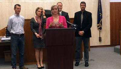 Clark County schools announce partnership empowering probation officers to process on-site arrests