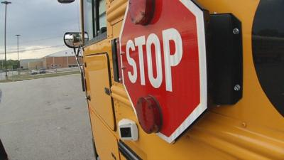 Cameras catch Kentucky drivers not stopping for school buses