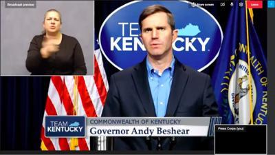 Gov. Andy Beshear 11-19-20