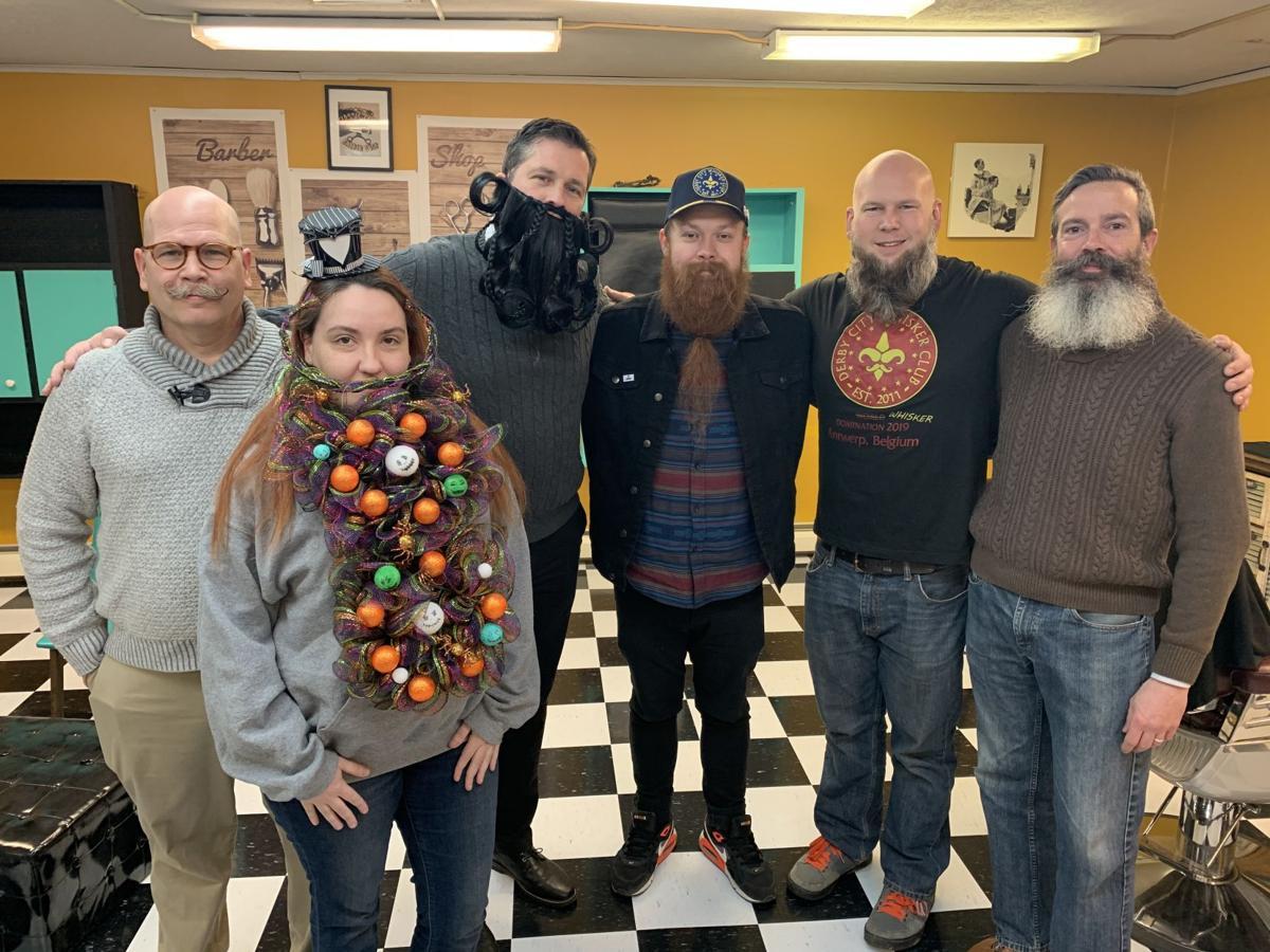 Whiskermania beards