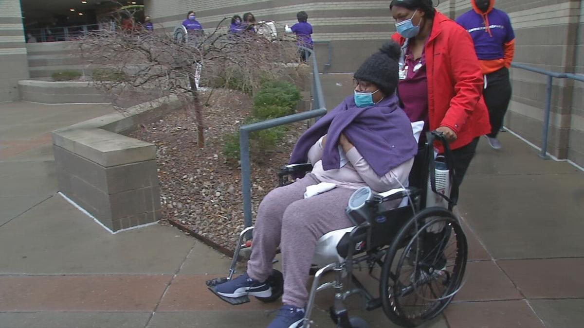 tawanna pendergrass covid patient released