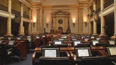 KY Senate Chamber