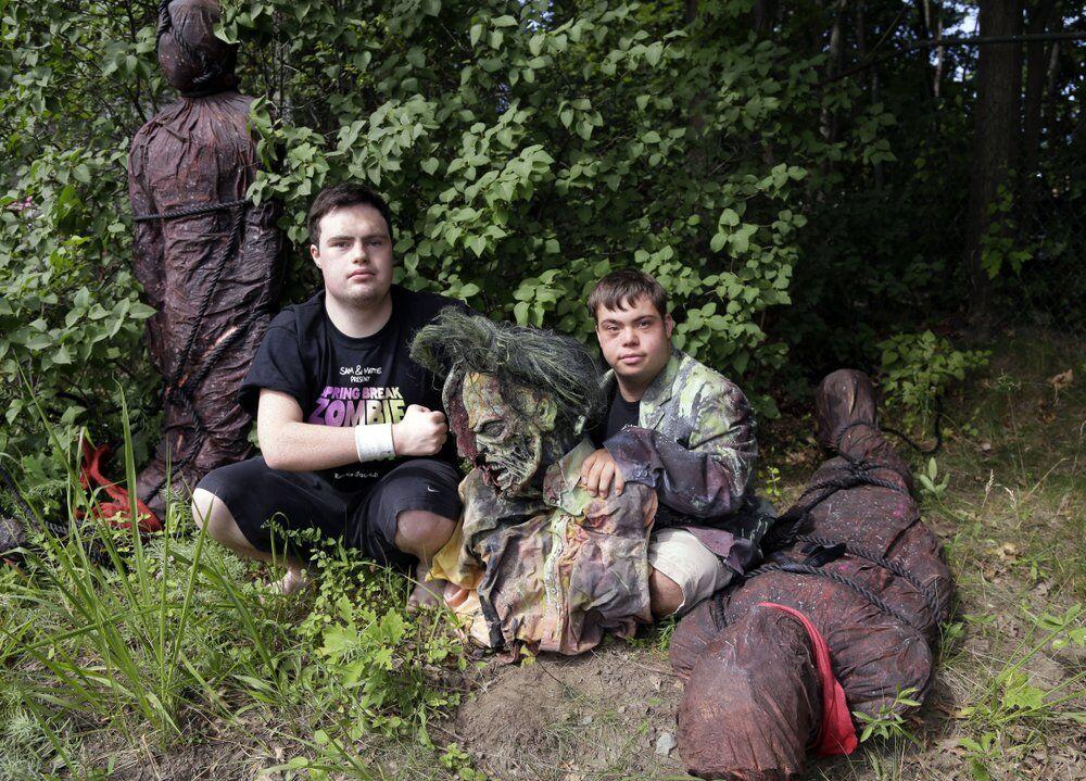 Zombie filmmakers